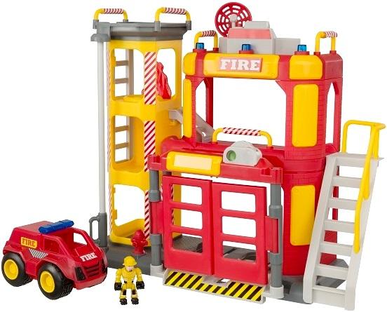 Большая пожарная станция Teamsterz кеды ugg australia купить