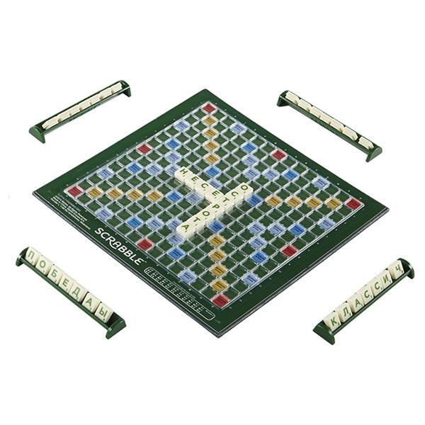 Scrabble Travel Refresh Пазлы и Игры