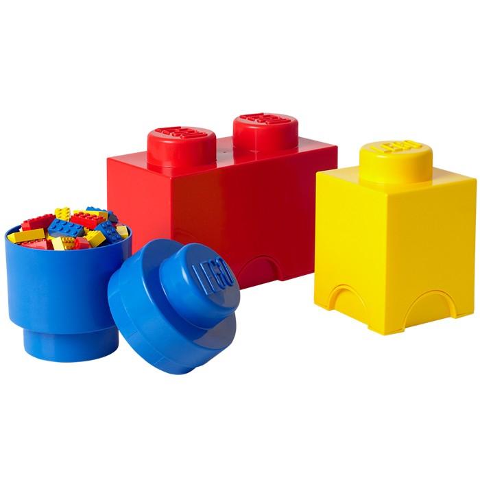 Система хранения Lego МультипакКомпания Лего предлагает прочный и надежный бокс, который идеально подойдет для складирования игрушек вашего ребенка. Его дизайн и яркий цвет обязательно понравится малышу, а его качество не заставит вас беспокоиться за здоровье ребенка.<br>
