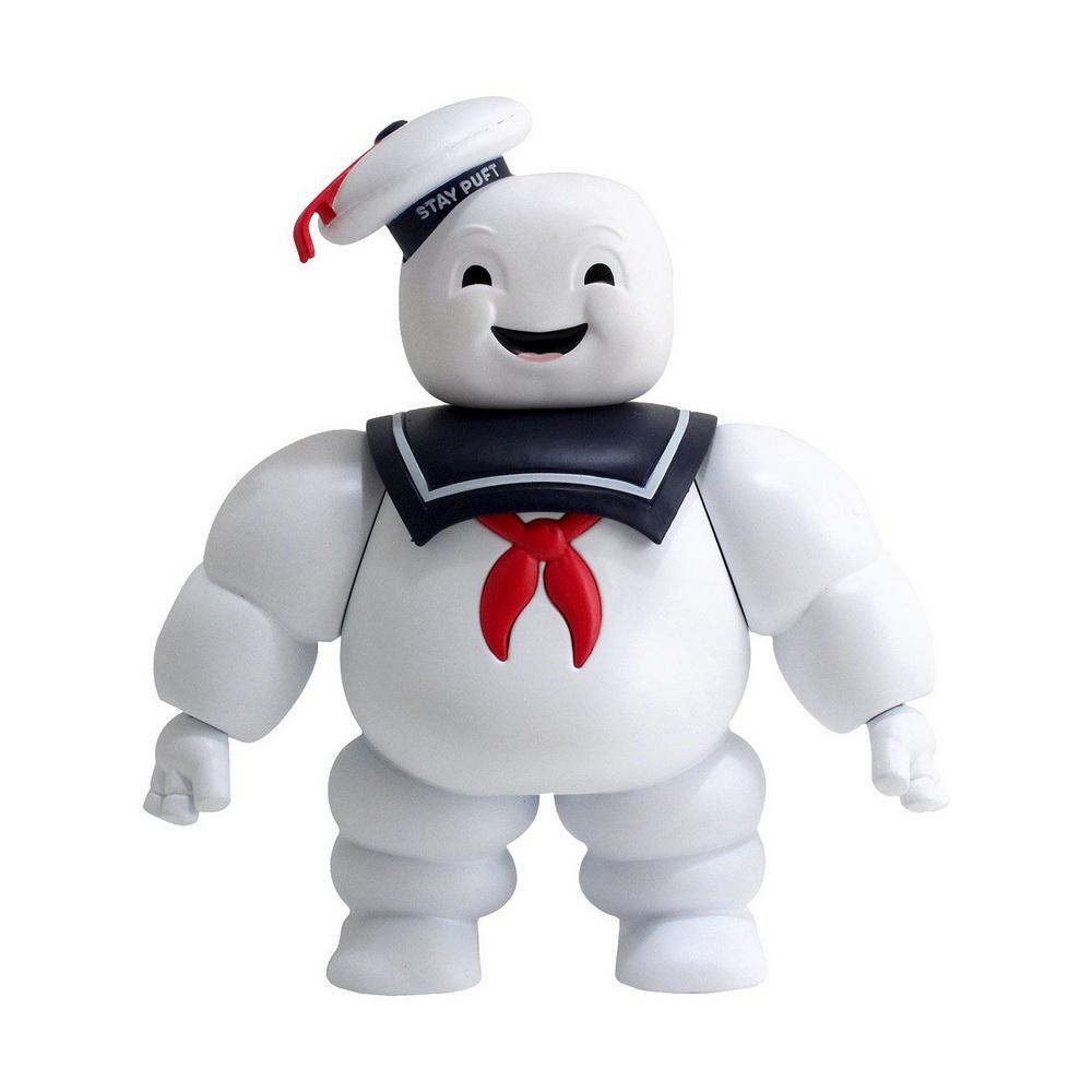 Фигурка металлическая Puft Marshmallow Man 15 смФигурка металлическая Puft Marshmallow Man (Зефирный человек) по мотивам фильма Ghostbusters (Охотники за привидениями) 15 см<br>