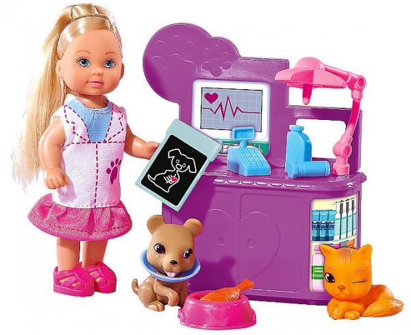 Купить Кукла Еви - Ветеринар для домашних любимцев