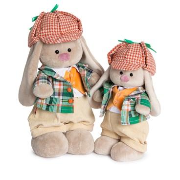 Зайка Ми Честер (мальчик, малый)Мягкая и уютная игрушка Зайка Ми Честер (мальчик малый) от бренда Basik станет прекрасным, запоминающимся подарком не только для ребенка но и для любого взрослого<br>