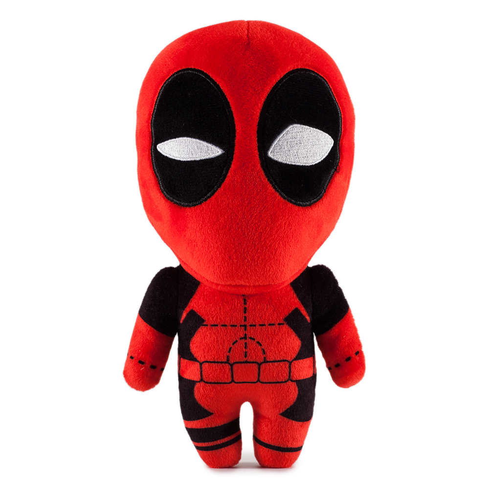 Мягкая игрушка Marvel Phunnys Deadpool 20 смMarvel Phunnys - это новый взгляд на знаменитых героев комиксов и фильмов. Самые популярные персонажи Marvel предстали в облике мягких игрушек!<br>