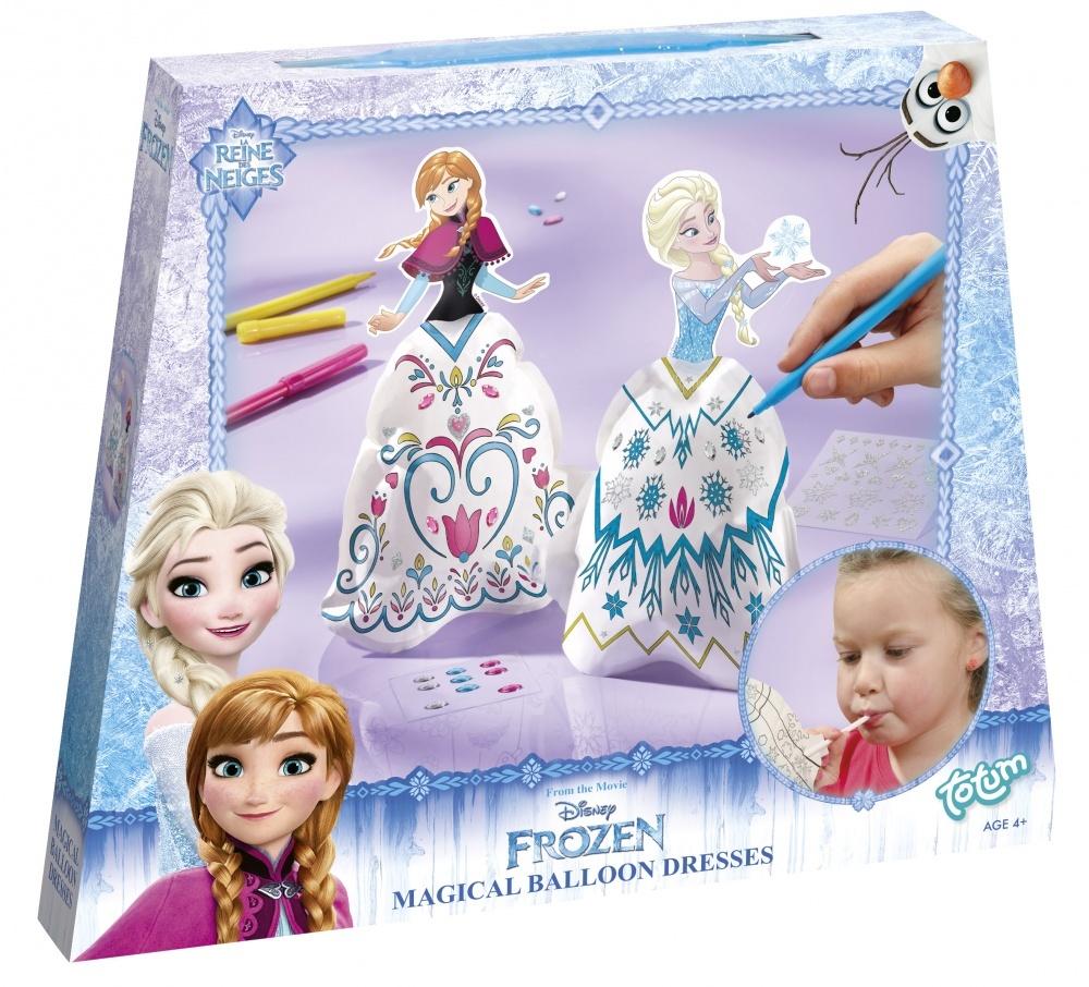 Набор для творчества FROZEN MAGICAL BALLOON DRESSES декопир лист в хабаровске