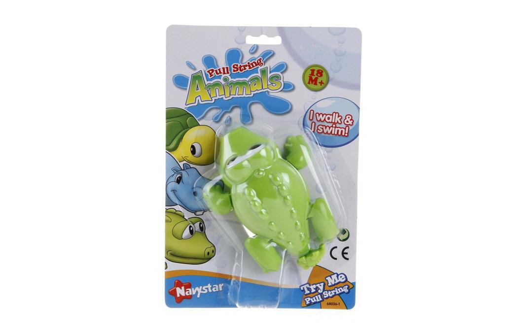 Заводные игрушки для ванной и суши (3 вида в ассортименте)Сделайте водные процедуры вашего ребенка увлекательными вместе с заводными игрушками для ванной. Замечательные игрушки помогут поднять настроение малыша во время купания, подарят смех и оставят только положительные эмоции. Увлекательный процесс способствует развитию у ребенка координации движений, пространственного мышления и улучшению концентрации внимания. Игрушку с заводными животными, и многие другие, Вы можете найти на сайте магазина Hamleys. Забрать товар можно прямо из магазина в г. Москва, Санкт-Петербург или Краснодар. Оплатить заказ можно наличными и банковской картой. Для других регионов России действует оплата наложенным платежом.<br>