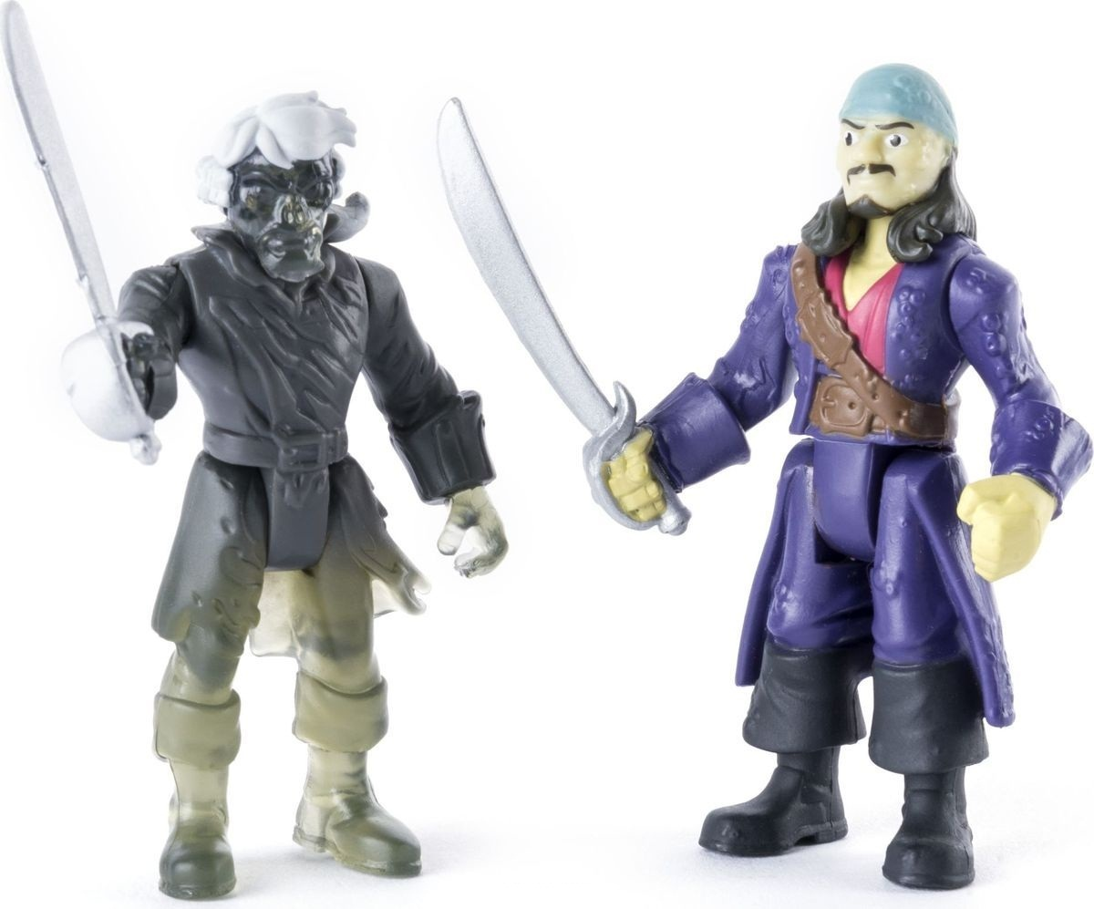 Pirates 2 фигурки героев в ассортименте2 фигурки героев фильма размером 7-8 см. Блистерная упаковка.<br>