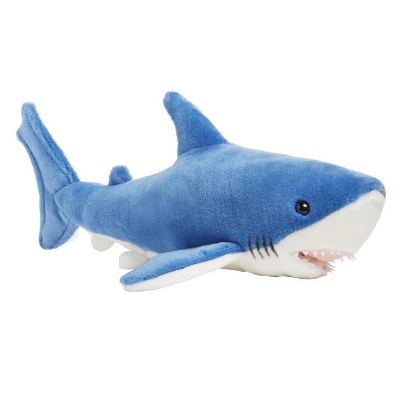 Игрушка плюшевая Hamleys акула