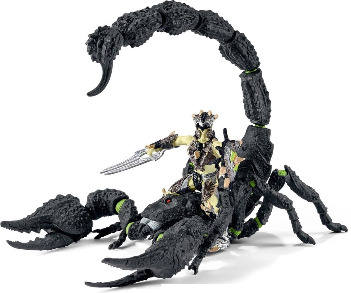 Всадник скорпиона schleich всадник скорпиона