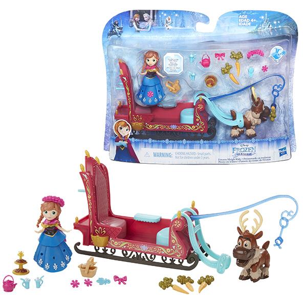 """Купить со скидкой Игровой набор Холодное сердце"""" - Маленькая куколка в ассортименте"""""""