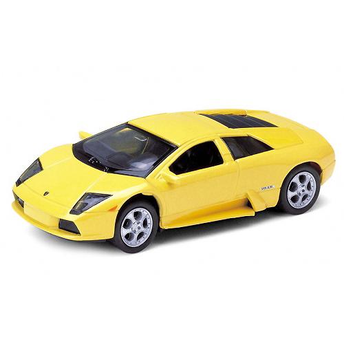 Игрушка модель машины 1:34-39 LAMBORGHINI MURCIELAGO. модель машины моtогmах моtоrmах lamborghini estoque 1 24 серая
