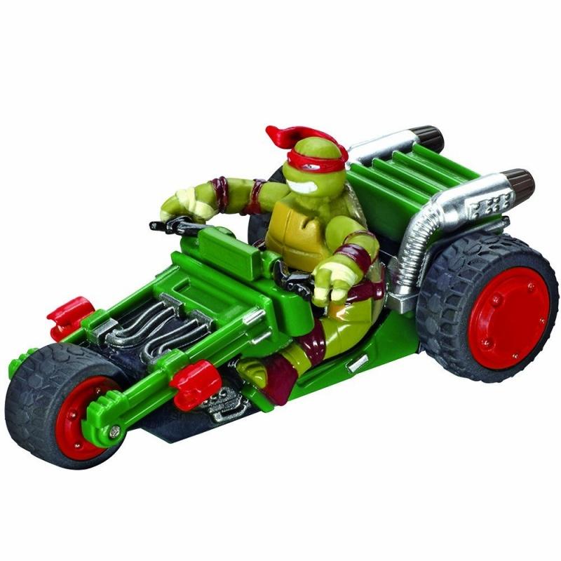 Автомобиль Черепашки Ниндзя - Raphael's Trike GO!!! carrera автомобиль carnage parasite rs go