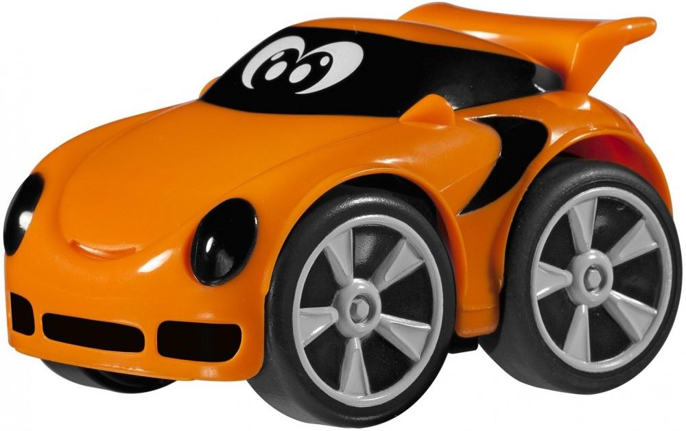 Игрушка пласт Chicco Турбо-машина оранжевая chicco турбо машина fast