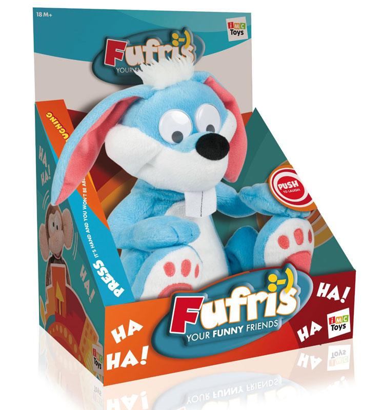 Кролик Забавные друзья, смеется, с батарейками, в коробке