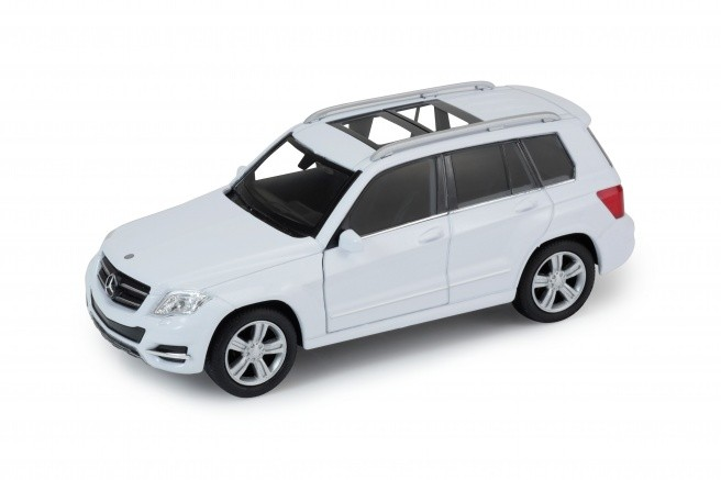 Модель машины Mercedes-Benz GLK, 1:34-39 купить автомобиль мерседес в германии