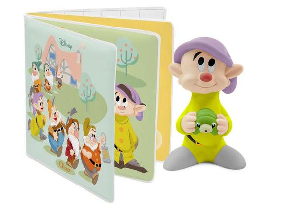 Игрушка для ванной книжка '7 гномов' детская игрушка для купания new 36 00
