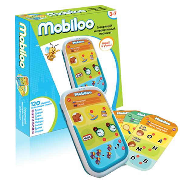 все цены на  Планшет интерактивный для детей Mobiloo, в коробке  онлайн