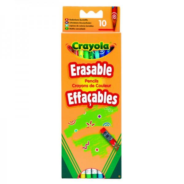 Карандаши цветные Crayola, 10 шт.