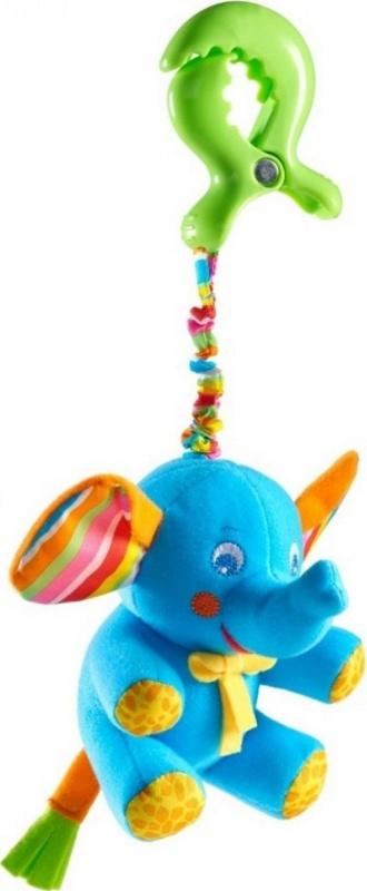 Игрушка развивающая Tiny Love Слоненок Элл игрушки подвески tiny love подвеска слоненок