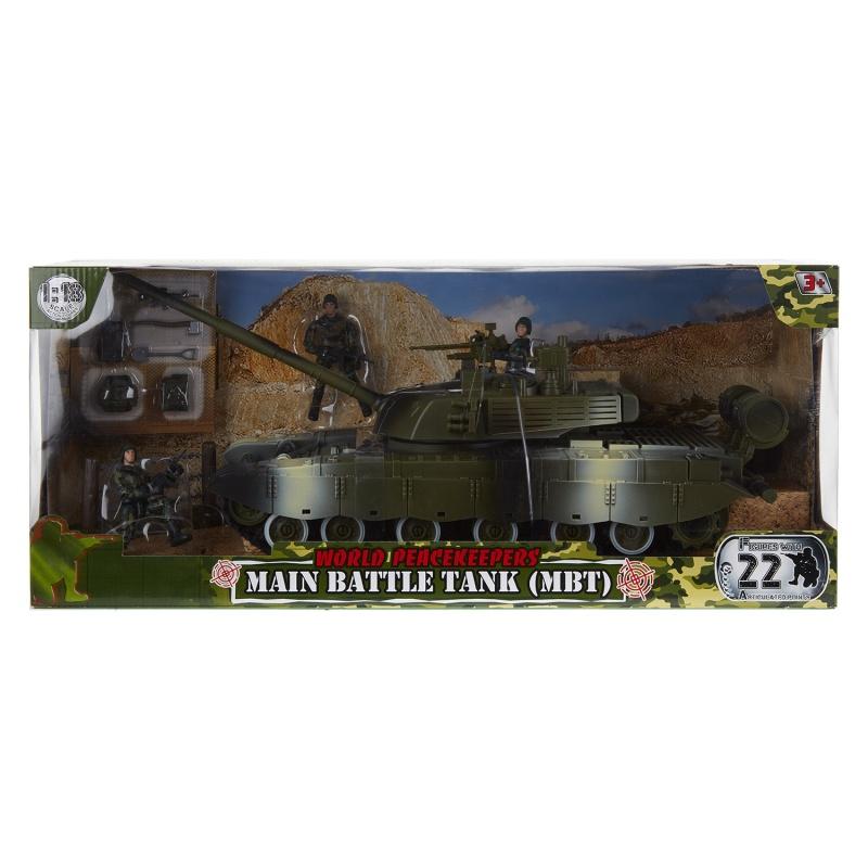 игрушка набор боевой танк и 3 фигуры солдат 9,5см смартфон планшет дёшево почтой наложенным платежом