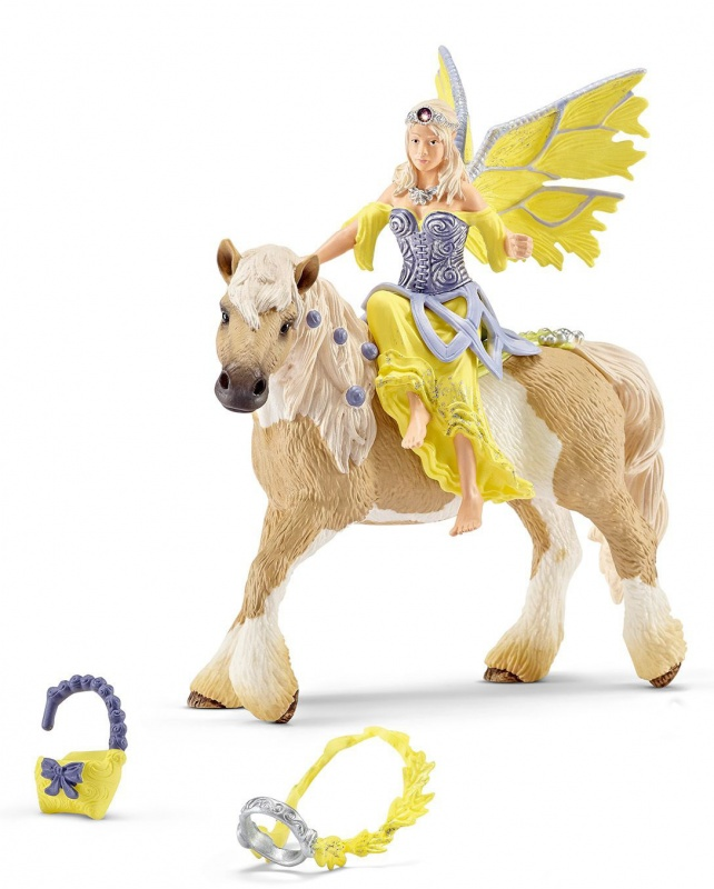 Эльф Сера в праздничном платьеВсе девочки просто обожают волшебных персонажей из сказок. Игрушка Эльф Сера в праздничном платье станет настоящим сюрпризом для юной любительницы всего мистического и прекрасного. Красивая сказочная принцесса фей на великолепной белой лошади станет на долгое время верной подружкой всех игр. У ребенка появится масса тем для создания новых ситуационных игр.Характеристики фигурки Эльф СераИгрушка изготовлена из пластика высокого качества, который не бьется и не растрескивается. Материал изготовления не содержит вредных для здоровья человека соединений. Игрушка предназначена для девочек старше 3 лет.Где купить игрушку Эльф Серы недорого?Наш интернет-магазин предлагает своим клиентам купить игрушку-фигурку Эльф Серы по самой приемлемой цене. Заказ вы можете сделать на сайте магазина с доставкой на дом.<br>