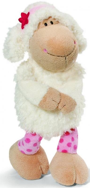 Мягкая игрушка Nici Овечка Сью, сидячая, 25 см мягкая игрушка овечка эми 35 см nici 36330