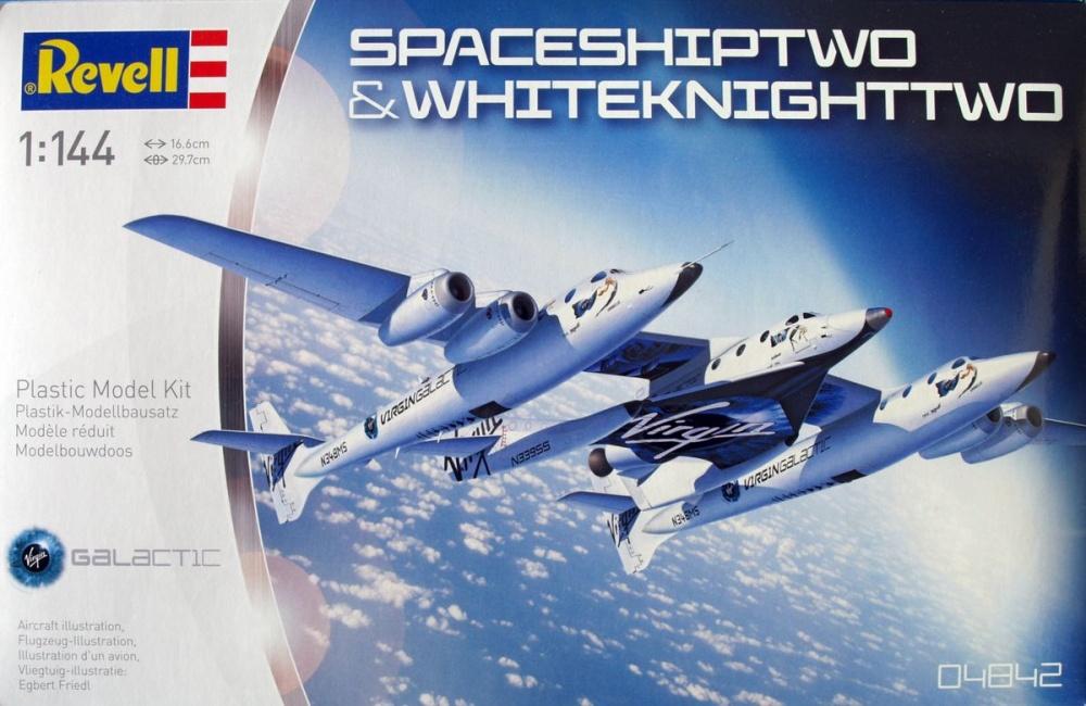 Набор Revell Суборбитальный космический корабль SpaceShipTwo
