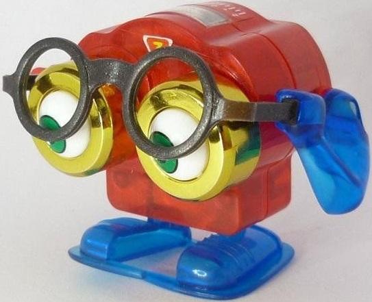 Заводная игрушка Z WindUps Глазастик в очках