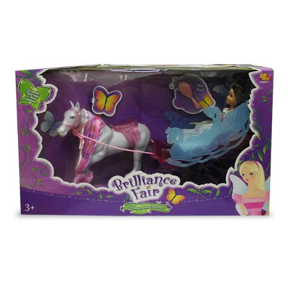 Кукла Brilliance Fair - Принцесса, 26,7 см кукла brilliance fair балерина 26 5 см