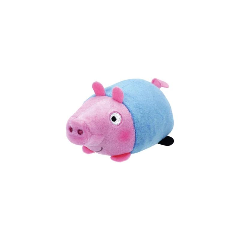 """Купить со скидкой Teeny Tys Свинка Джордж, герой м/ф Тайная жизнь домашних животных"""", 11х7х5см"""