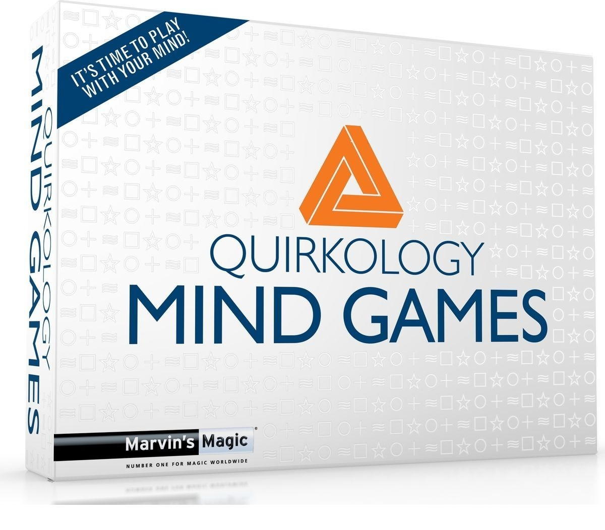 Фокусы Quirkology - Mind Games mind magic