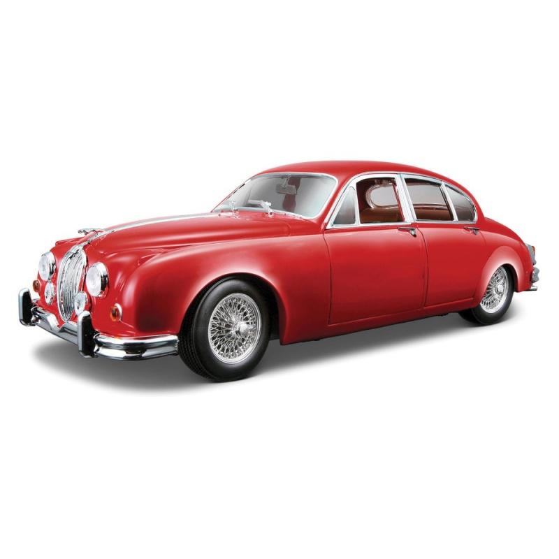 1:18 BB Машина JAGUAR MARK II (1959) металл. 1 1 18 bb машина сборка jaguar e coupe 1961 металл в закрытой упаковке 1