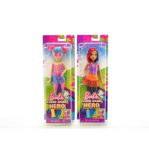BRB Подружки Barbie из серии «Barbie и виртуальный мир» в ассорт. barbie кукла геймер из серии barbie и виртуальный мир