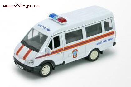 Игрушка модель машины ГАЗель МЧС купить газель б у в москве дизель