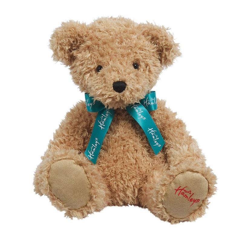 Купить Игрушка плюшевая Медведь , бежевый, 27 см.