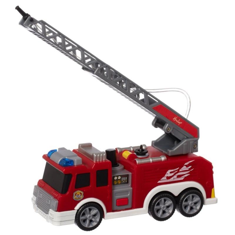 Игрушка Hamleys Пожарная машина 19см свет и звук