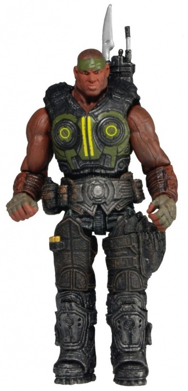 все цены на  Фигурка Neca Gears of War 3 3/4 Series 2-Augustus Cole  онлайн
