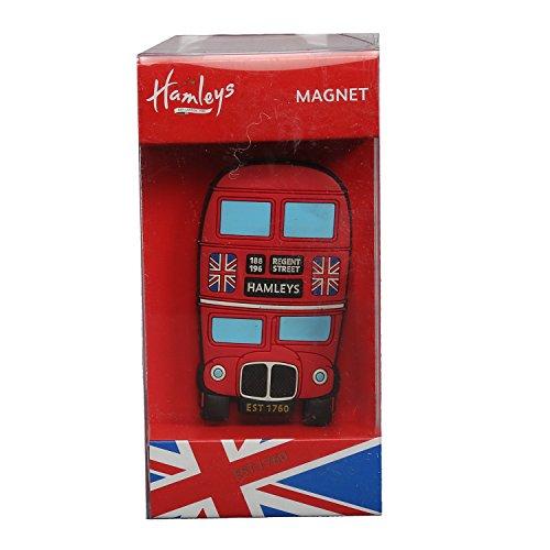 Магнит Лондонский автобус как купить фиалки в москве с доставкой на украину