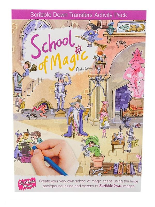 Школа МагииОтличный подарок для малышаАльбом «Школа магии» позволит вашему ребенку в интересной игровой форме развивать фантазию и воображение. Благодаря полной свободе действий он сможет воссоздавать сюжеты любимых сказок или фильмов, а также придумывать собственные истории.Под обложкой        На развороте альбома вы сможете найти большое игровой поле. Оно представляет собой фон, на который наносятся фигурные наклейки в виде различных персонажей и объектов. Благодаря детальной проработке каждого элемента ваш малыш сможет с головой погрузиться в сказочный мир.Как заказать и оплатитьПриобрести понравившийся вашему ребенку альбом очень просто. Вы можете прийти в один из магазинов Hamleys или сделать заказ через официальный сайт. Возможна оплата пластиковой картой или за наличный расчет. Для регионов России доступна функция наложенного платежа при заказе доставкой.<br>
