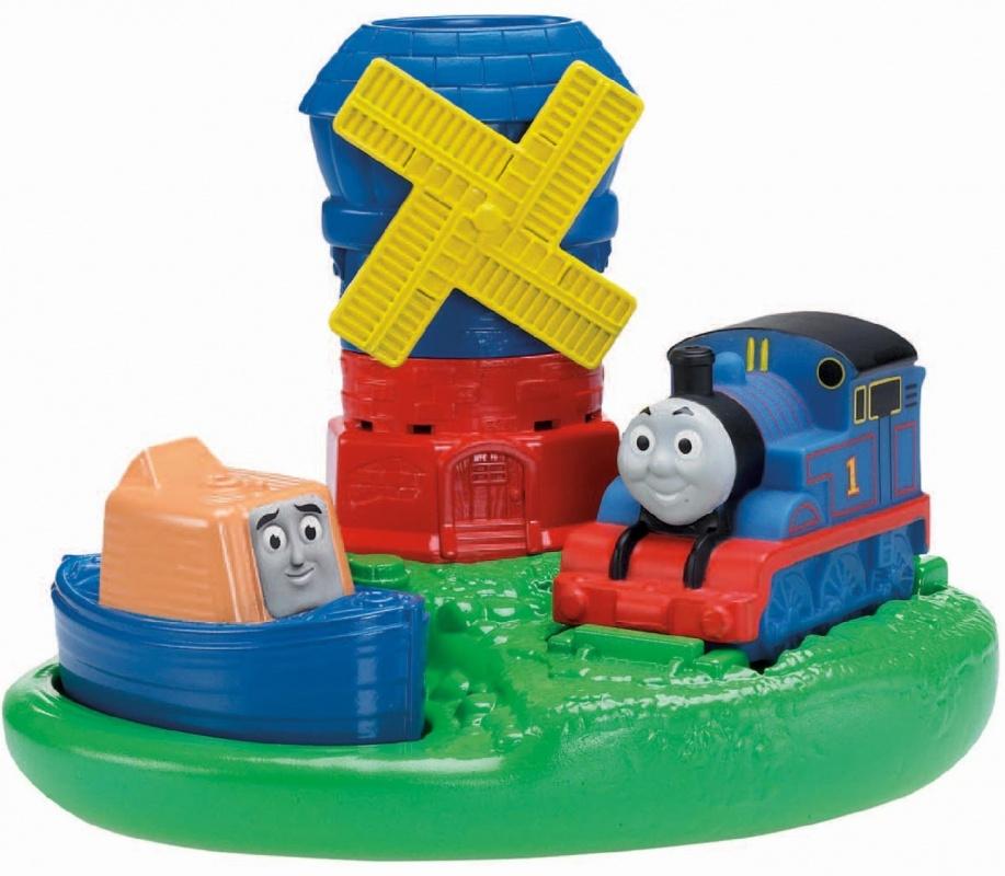 Игрушка для ванной Thomas &amp; Friends - Island of SodorThomas &amp; Friends Island of Sodor Mattel - это красочное и отличающееся своей оригинальностью изделие, предназначенное для игры ребенка в ванной. Игрушка сделана для детей от 2 лет. Данная модель отлично скрасит и очень быстро превратит процесс купания для ребенка в увлекательный, занимательный и интересный процесс.<br>