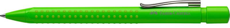 Шариковая ручка Grip 2010, лайм
