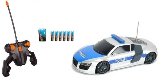 Купить Полицейский патруль на ручном управлении Dickie