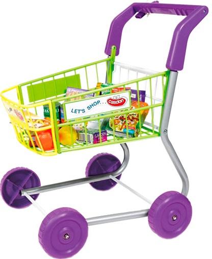 Тележка для покупок Casdon сумку тележку для продуктов