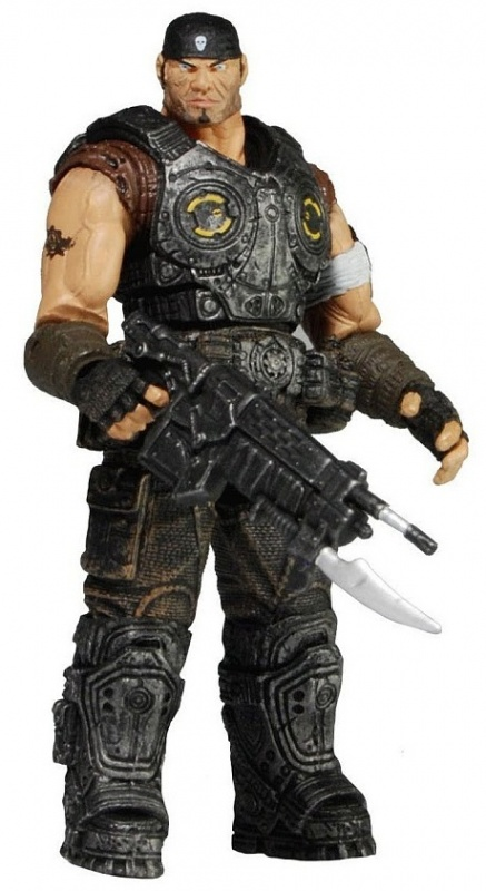 все цены на  Фигурка Neca Gears of War 3 3/4 Series 1-Marcus Fenix  онлайн