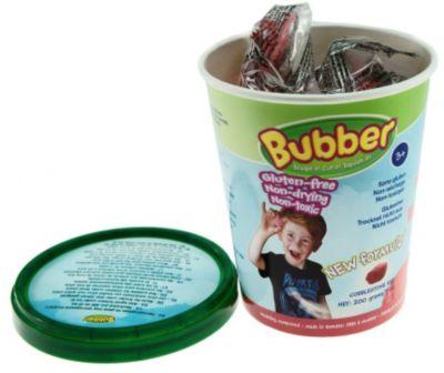 Масса для лепки Waba Fun Bubber, 200 гр, красная песочница надувная waba fun