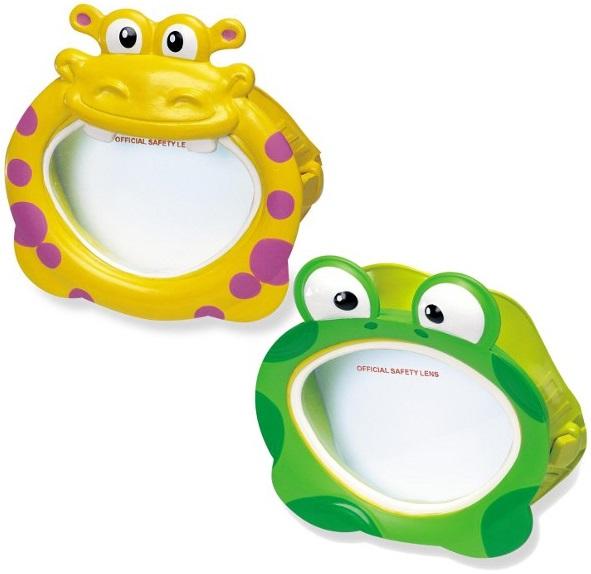 Intex Детская маска для плавания &quot,Fun&quot,, 2 цвета