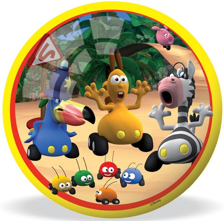 Мяч Mondo Перекресток в джунглях , 14см