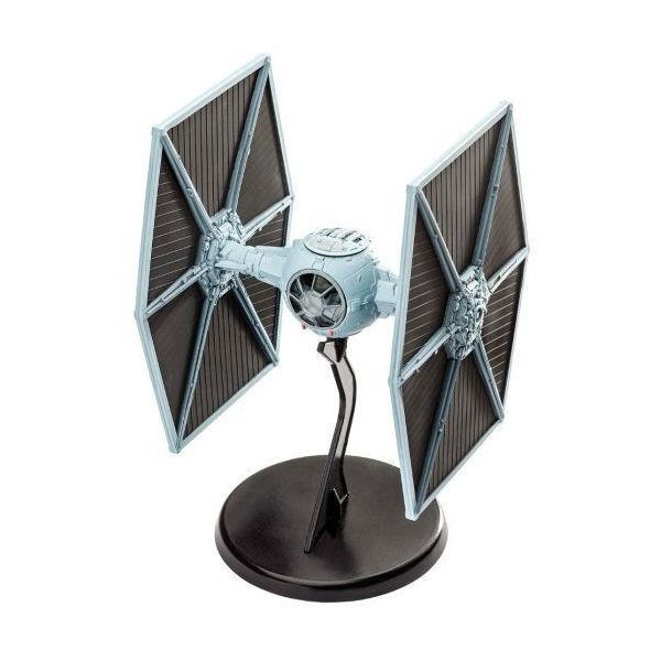 Сборная модель Revell СИД-истребительНабор «СИД-истребитель» из серии Star Wars состоит из деталей для сборки модели, набора красок, кисточек и клея.<br>