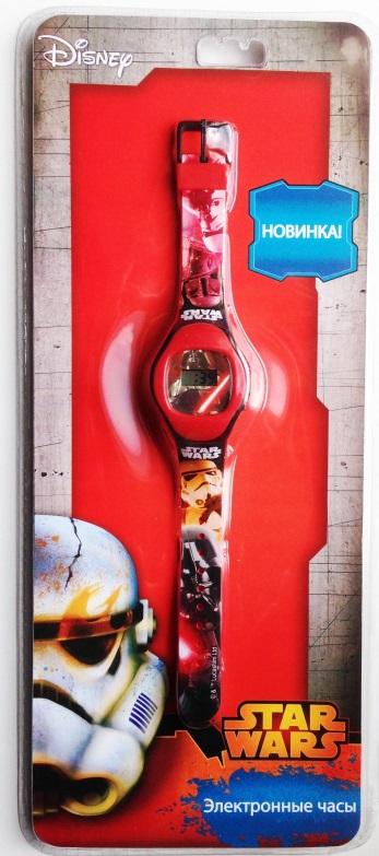 Электронные наручные часы Star Wars SS70006 Darth Vader