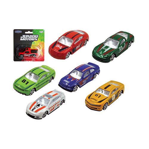 Машина Junior Motors - Phantom Racer, 1:60 машинки autotime машина uaz 31514 ваи