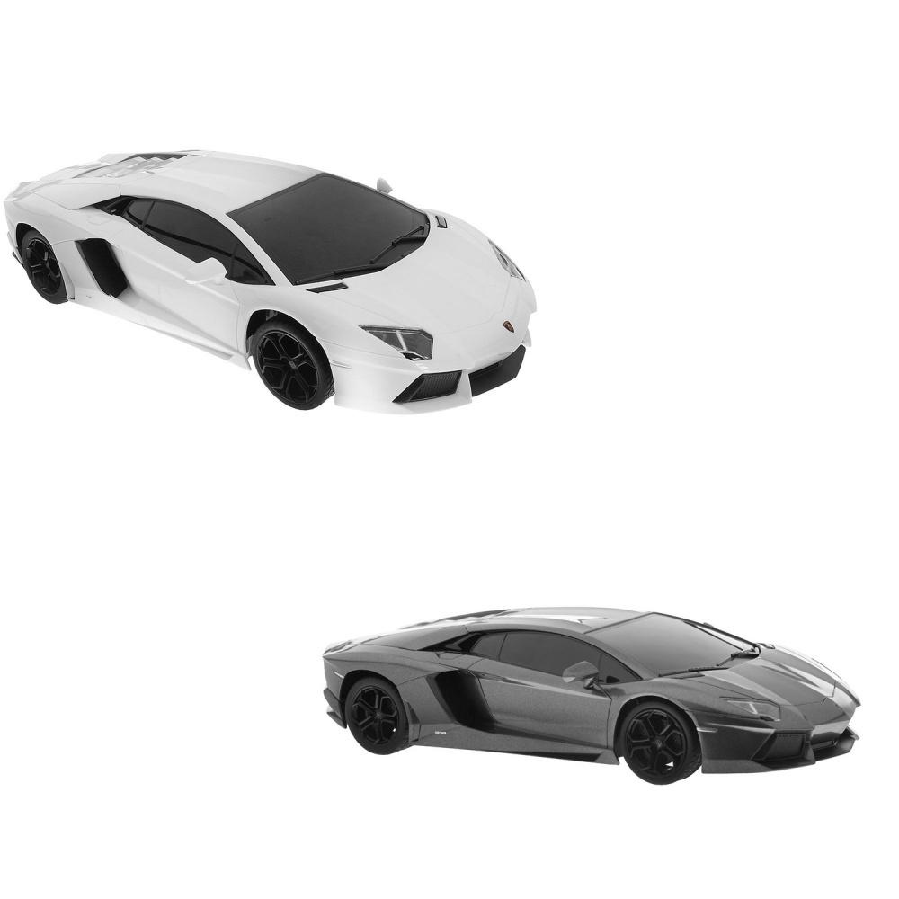 Машинка р/у Lamborghini Aventador 1 16Радиоуправляемый автомобиль LAMBORGHINI Aventador. Масштаб 1:16. Полное управление: вперед, назад, вправо, влево. Частота управления 27 Mhz.<br>